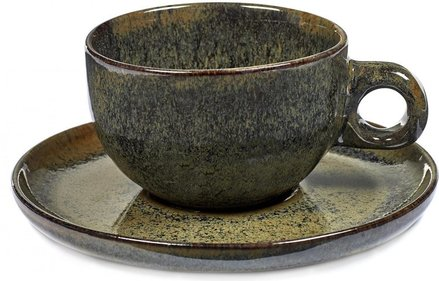 Serax Surface cup and saucer