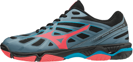 Mizuno Wave Hurricane 3 ladies