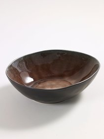 Serax Pure oval bowl