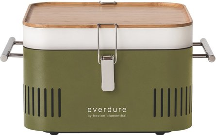 Everdure Cube charcoal barbecue