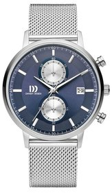 Danish Design IQ68Q1215 montre chronographe