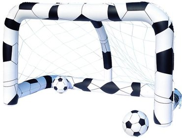 Bestway inflatable football goal