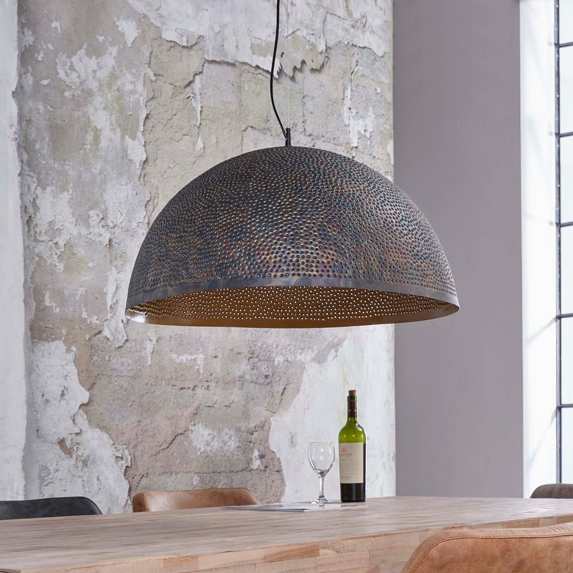 Divalii Punch ronde hanglamp