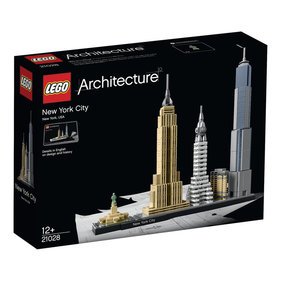 LEGO Architektur New York - 21028