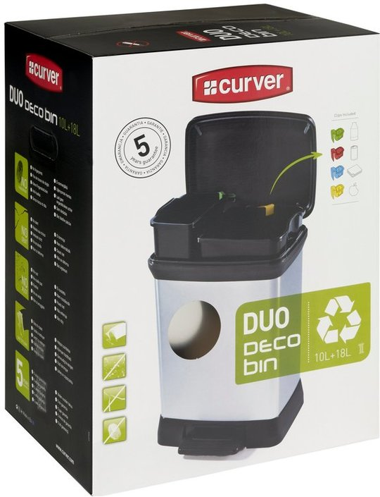 Curver Decobin Duo 30L
