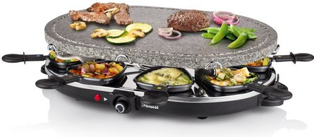 Princess Stone & Raclette Set Steingrill