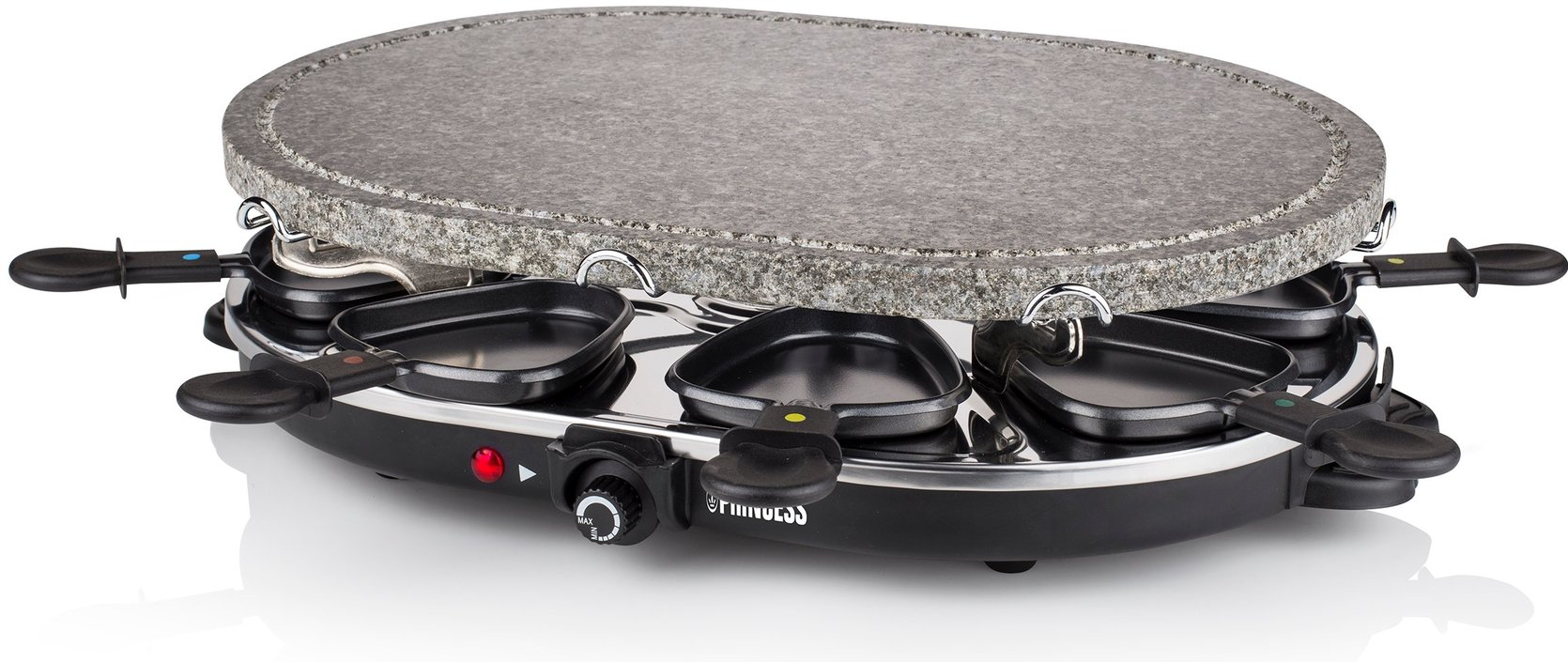Princess Stone & Raclette Set steengrill