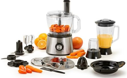Princess Foodprocessor 15-in-1 keukenmachine