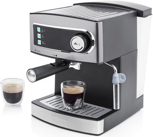 Princess 249407 espressomachine