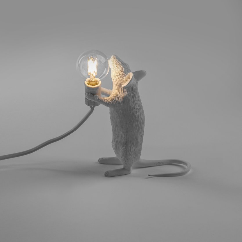 Seletti Mouse lamp reserve lichtbron