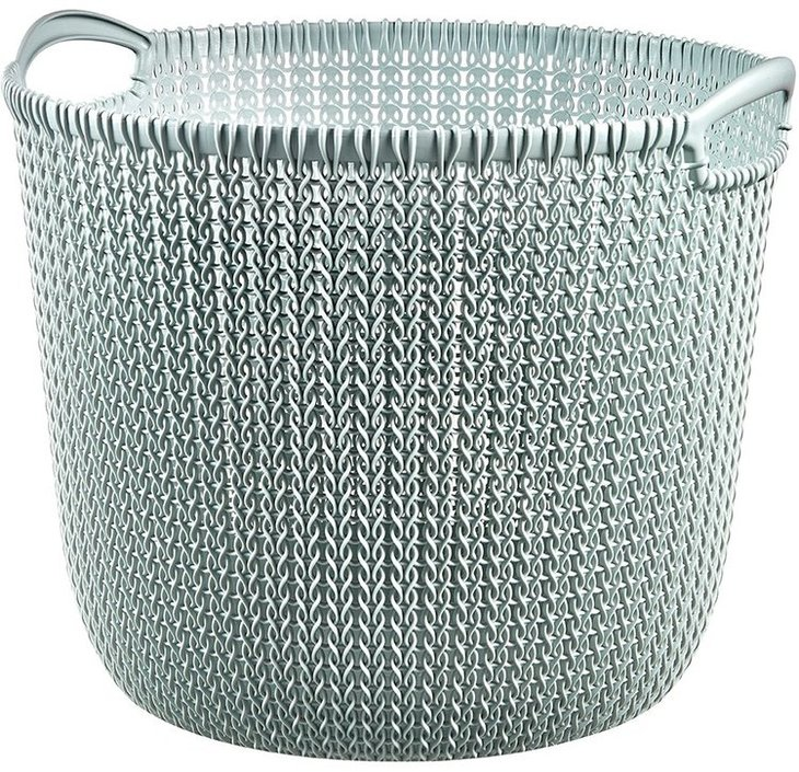 Curver Knit mand rond 30L