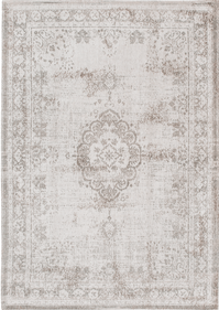 Louis de Poortere Fading World Medallion rug