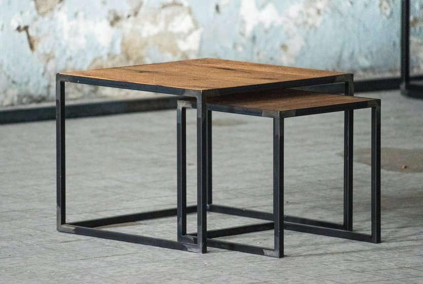 Spinder Design John Nest Of Tables bijzettafel