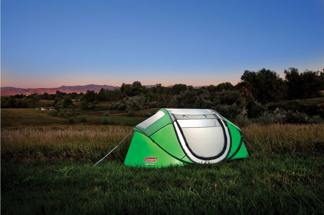 Coleman Galiano 2 pop-up-tent