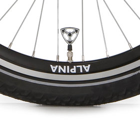 Alp velg 26 J19DB black