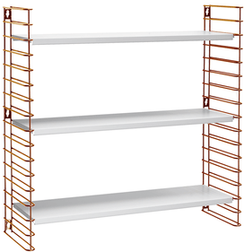 Tomado Copper bookshelf