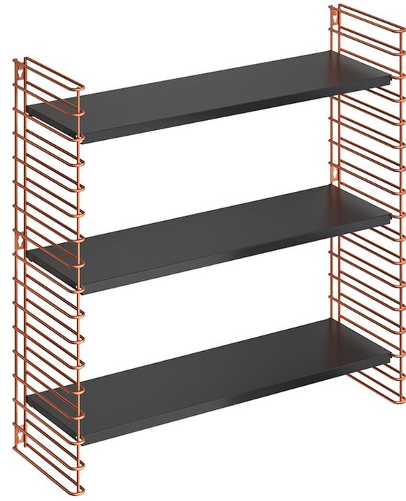 Want To Buy Tomado Copper Bookshelf