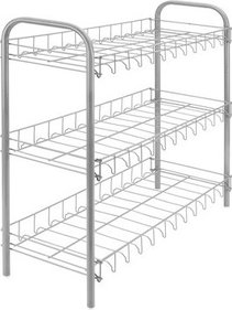 Metaltex Shoe 3 sko rack