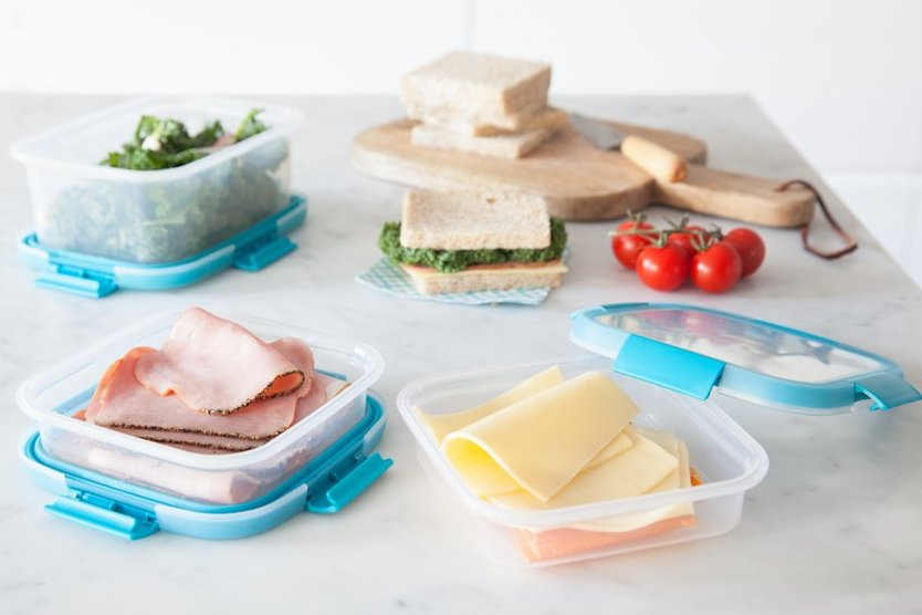Curver Smart Fresh food container - square