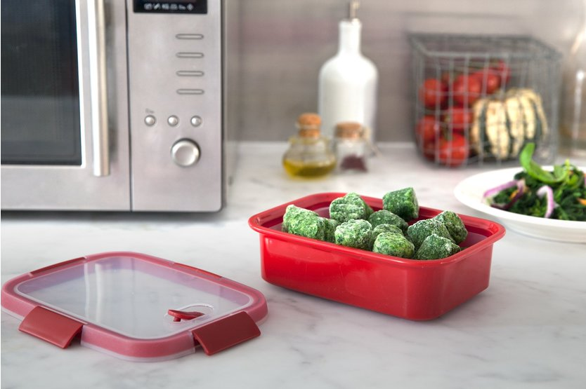 Curver Smart Microwave defrost + tray