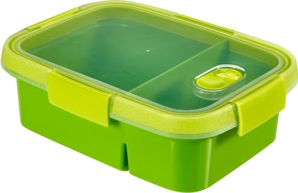 Curver Smart To Go duo lunch box 0.6 + 0.3L