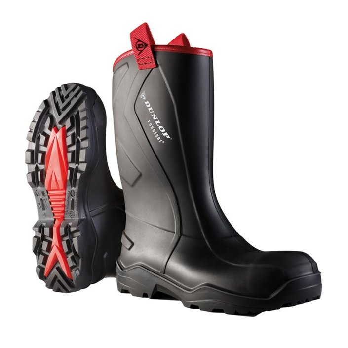 Dunlop Purofort Plus Rugged S5 werklaarzen