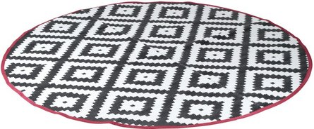 Bo-Camp Urban Outdoor round outdoor mat