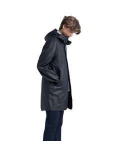 Herschel Fishtail Parka Men's regenjas