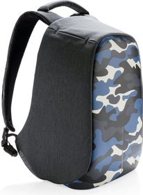 XD Design Bobby Compact Prints anti-theft backpack