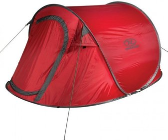 Highlander Heather 3 pop-up tent