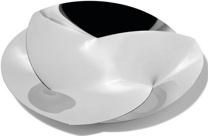 Alessi Resonance fruit bowl