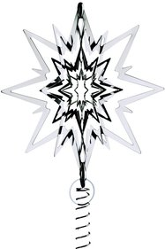 Georg Jensen Topstar Christmas tree peak