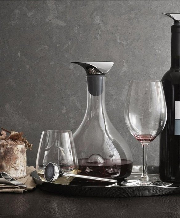Georg Jensen Wine & Bar carafe à vin