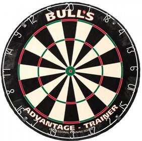 Bull's Advantage Trainer dartbord