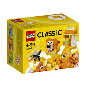 LEGO Classic Kreativbox Orange  - 10709