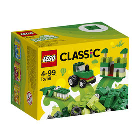 LEGO Classic Green creative box - 10708
