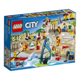 LEGO City People Set - Spaß am Strand - 60153