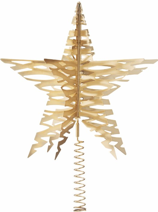 Stelton Tangle Christmas tree topper