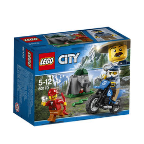 LEGO City Off-road achtervolging - 60170