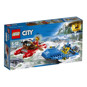 LEGO City Wilde rivierontsnapping - 60176