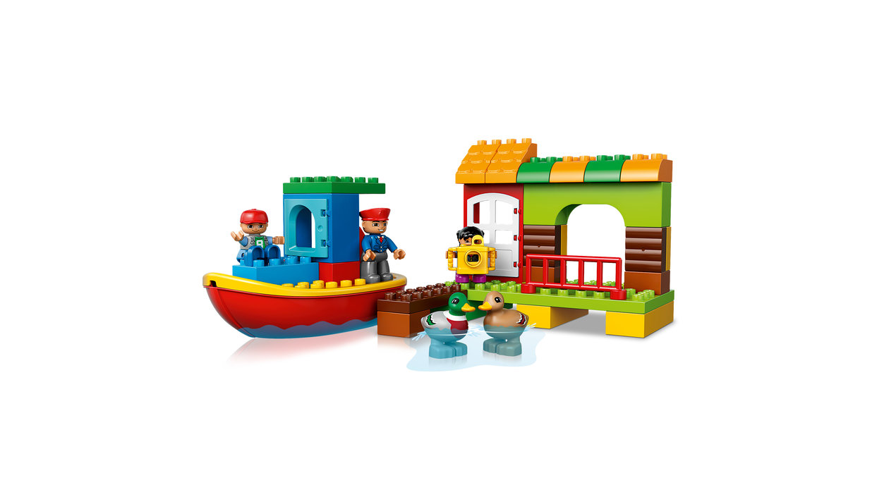 Want To Buy Lego Duplo Around The World 10805 Frank