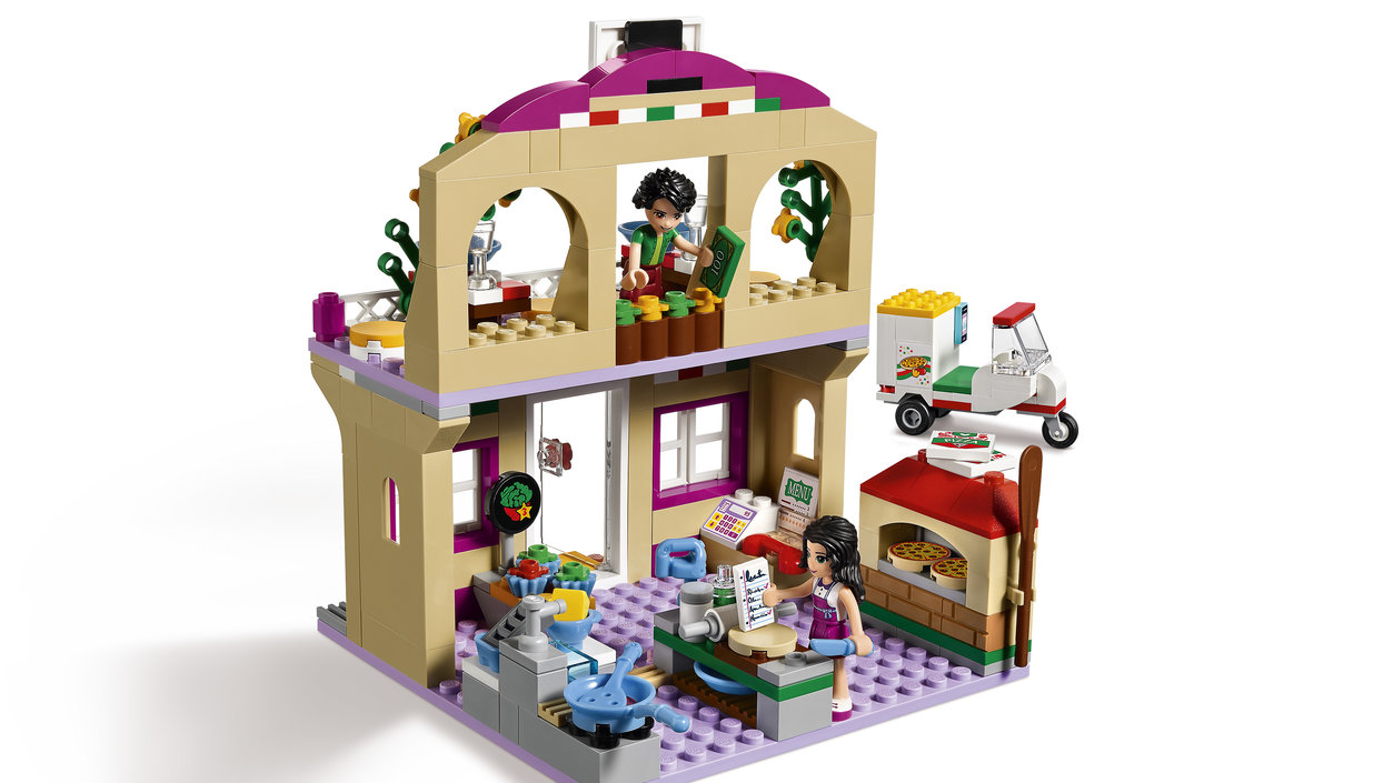 Want To Buy Lego Friends Heartlake Pizzeria 41311 Frank