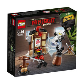 LEGO NINJAGO Spinjitzu training - 70606