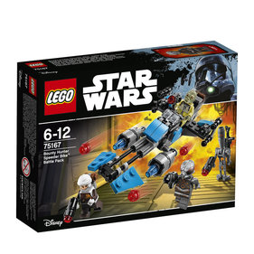 LEGO Star Wars Bounty Hunter Speeder Bike Battle Pack- 75167