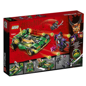 LEGO NINJAGO Ninja Night Racer - 70641