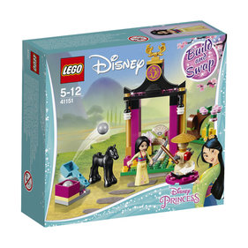 LEGO Disney Princess Mulan's trainingsdag - 41151
