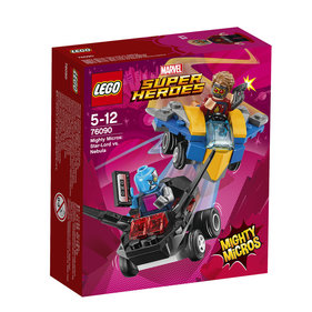 LEGOMarvel Super Heroes - Mighty Micros: Star-Lord vs. Nebula - 76090