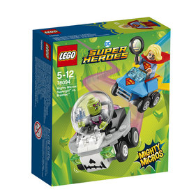 LEGO DC Comics Super Heroes Mighty Micros: Supergirl vs. Brainiac - 76094