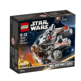 LEGO Star Wars Millennium Falcon microfighter - 75193