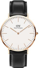 Daniel Wellington Classic Sheffield 40mm horloge